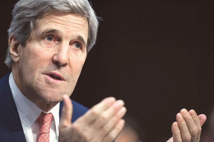 """Kerry insta a Maduro detener """"campaña de terror"""""""