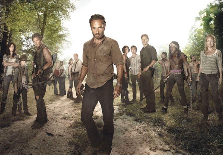 """""""The Walking Dead"""", un fenómeno sin fecha de caducidad"""