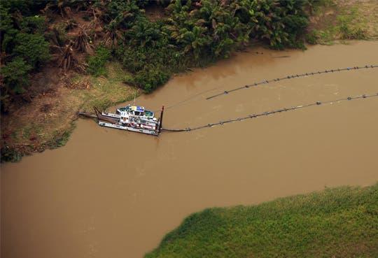 Último caño de nicaragüenses dejó daños en Isla Portillos