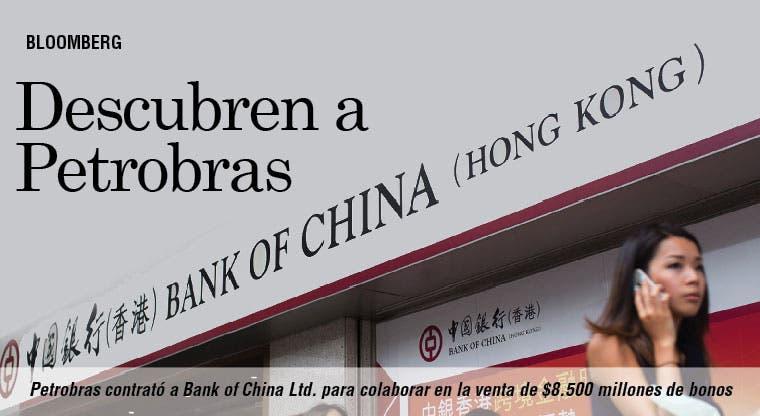 Revelan vínculos de Petrobras con China