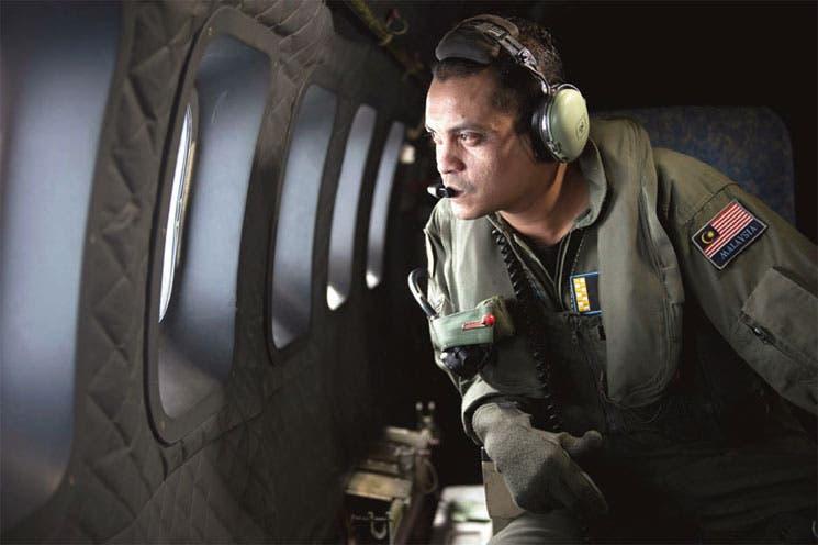 Cobra fuerza la hipótesis del secuestro de avión