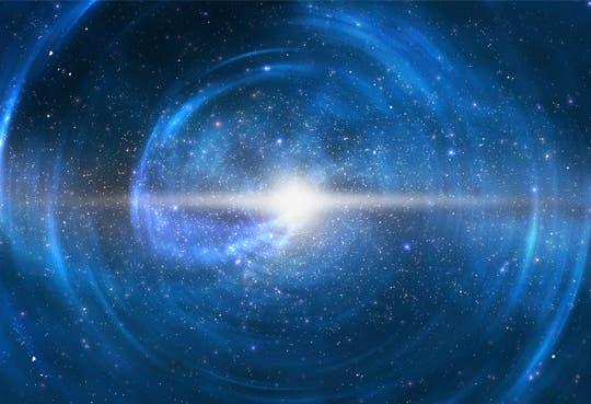 Detectan ondas gravitatorias generadas tras el Big Bang