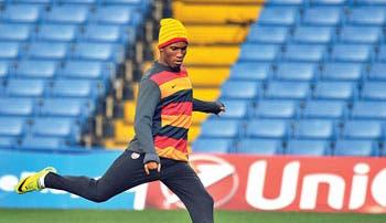 Drogba amenaza al Chelsea