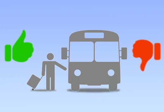 37% de usuarios de bus están insatisfechos