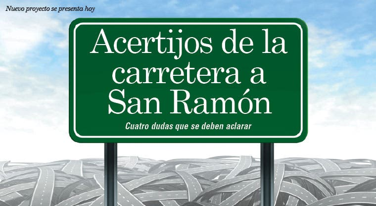 Acertijos de la pista a San Ramón