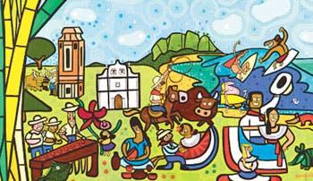 Conozca Costa Rica a través del arte