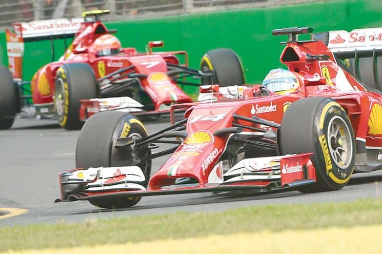 Alonso pide calma