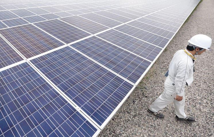 Paneles solares dan ganancia a fabricantes