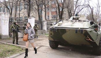 Kiev planea evacuar ucranianos de Crimea