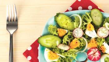 Comer fuera, sin subir de peso