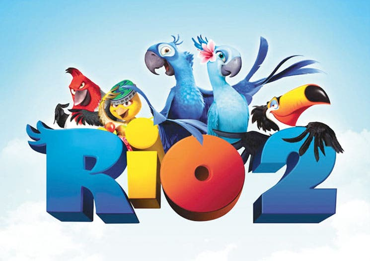 """Río 2"" se va al Amazonas"