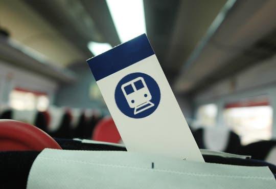 No habrá aumento en tarifas de tren