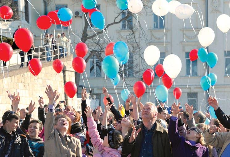 Ucrania pierde flota de guerra en Crimea