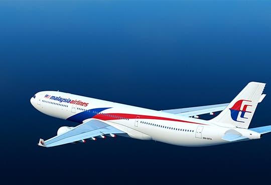 Avión desaparecido se estrelló en Océano Índico