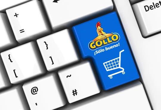 Consumidores de Gollo pueden comprar en línea