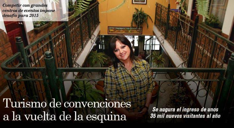 Turismo de convenciones a la vuelta de la esquina