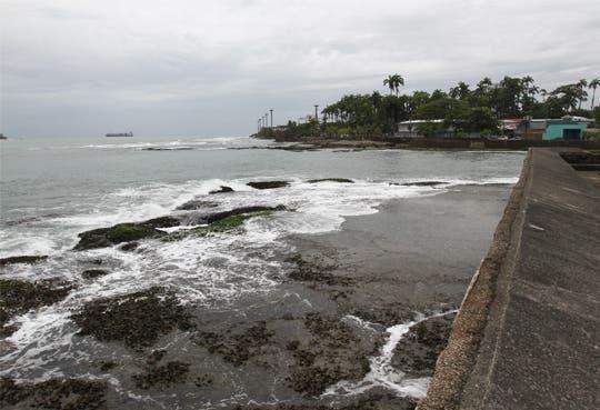 Evalúan impacto de Tsunami en Limón