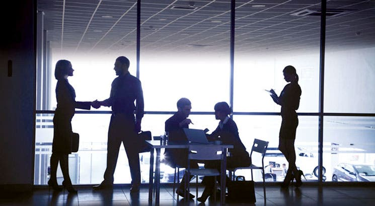 El proceso comercial del talento corporativo
