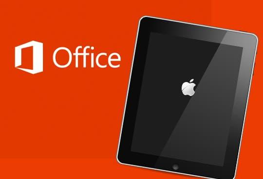 Microsoft presenta Office para iPad