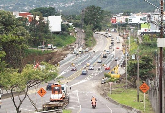 Cuatro carriles en Circunvalación habilitados el miércoles