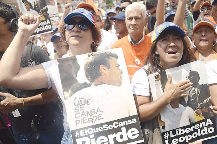Rechazan excarcelación a líder opositor venezolano