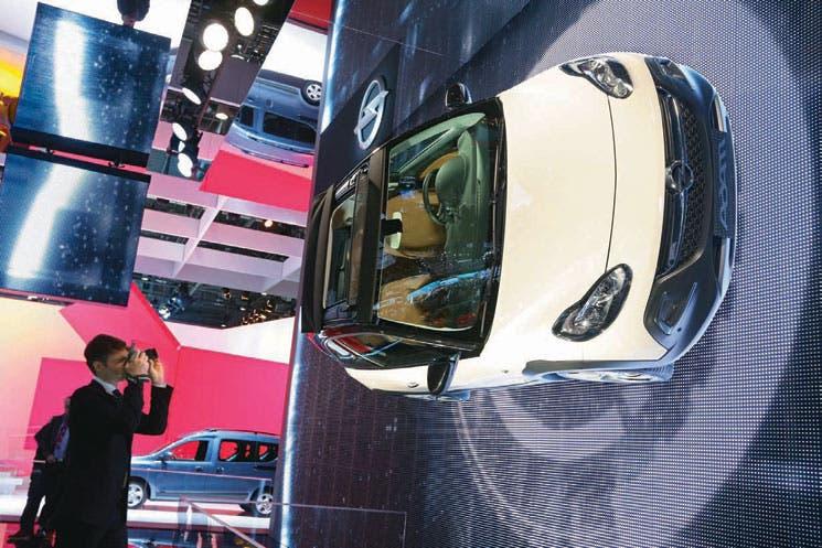 GM retira Opel de China para enfocarse en Europa