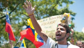 Venezuela denuncia plan para intervención de la OTAN