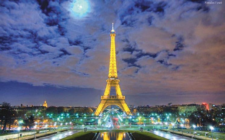 La Torre Eiffel cumplió 125 años