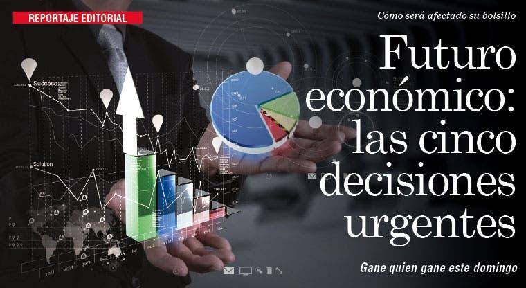 Futuro económico: las cinco decisiones urgentes