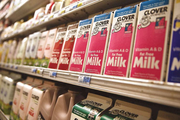 China genera ganancias a lecheros de EE.UU.