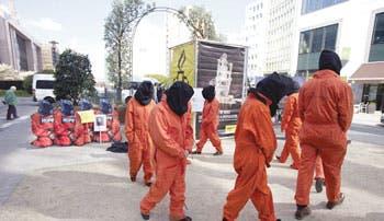 Senado de EE.UU. pide revelar informe de torturas de la CIA
