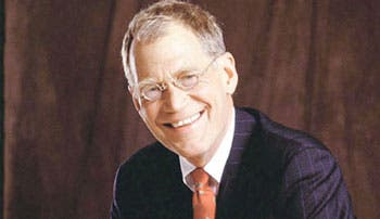 David Letterman anuncia su retirada
