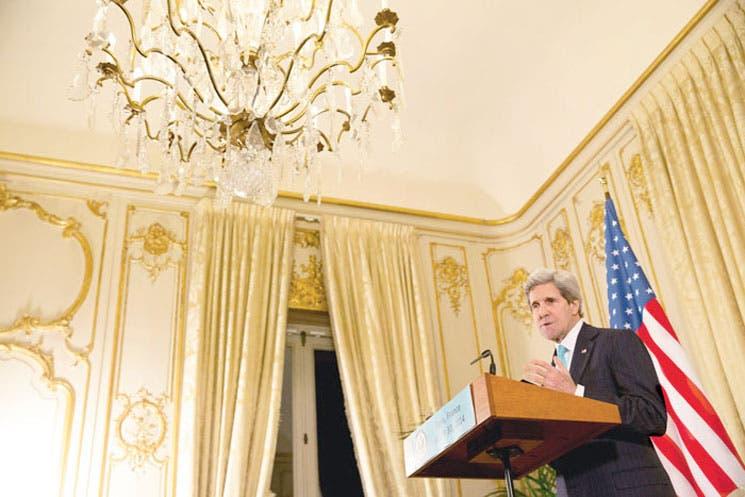 Kerry: negociaciones en Oriente Medio no durarán siempre