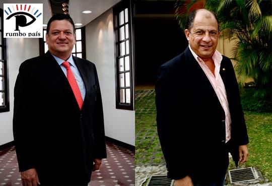 Araya y Solís piden más votos