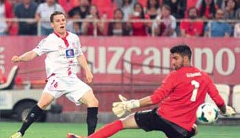 Sevilla huele a Champions