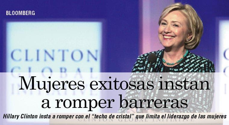 Mujeres exitosas instan a romper barreras