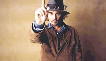 Johnny Depp: un semidiós tecnológico