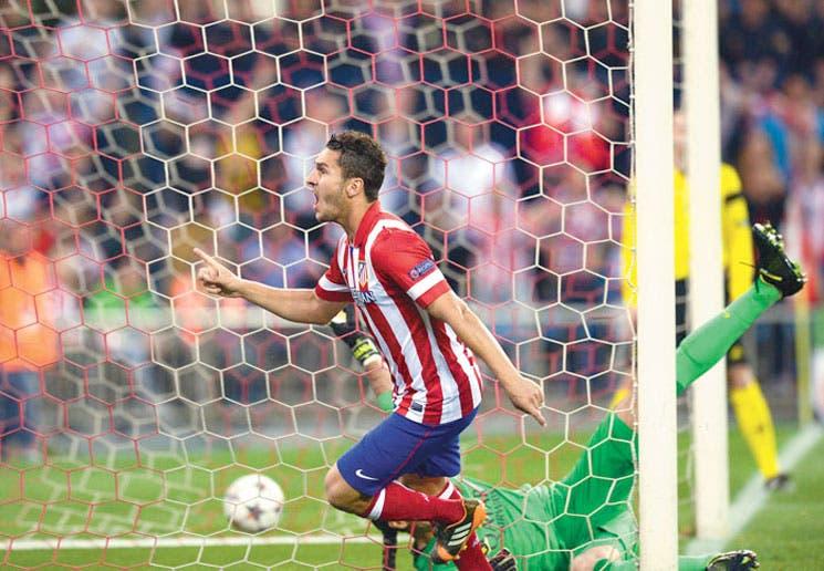 Atlético se hizo grande
