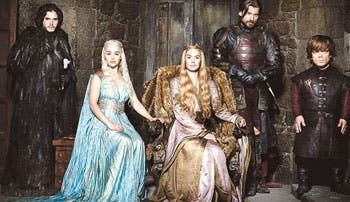 "HBO renueva ""Game of Thrones"" por dos temporadas más"