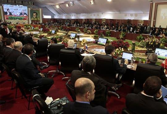 Cumbre CELAC se lleva a cabo en el país