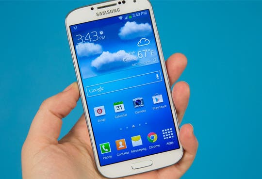 Ticos pueden adquirir el Galaxy S5 en Movistar
