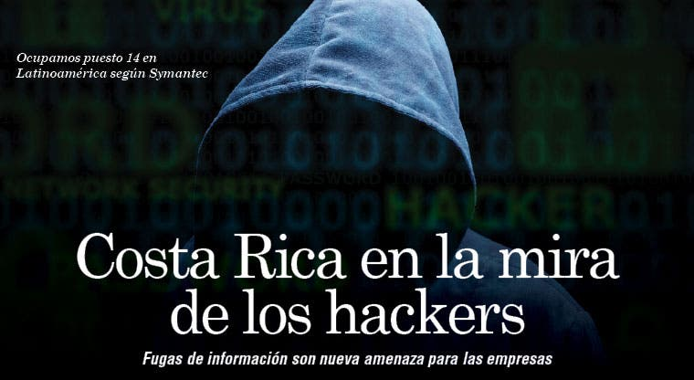 Costa Rica en la mira de los hackers