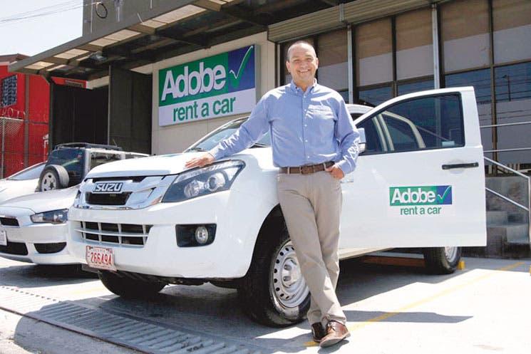 Adobe Rent a Car recibió certificación verde