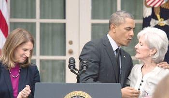 Secretaria de Salud asume reto de reforma sanitaria de EE.UU.