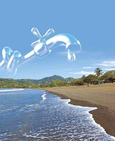 Escasez de agua amenaza belleza guanacasteca