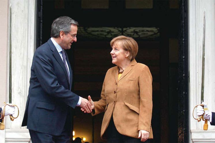 Alemania flexibiliza posiciones en zona euro