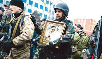 Ucrania da ultimátum a sublevados