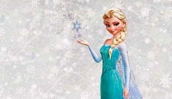 """Locura por """"Frozen"""" de Disney"""