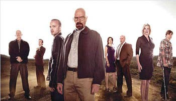 "Larga vida a ""Breaking Bad"""