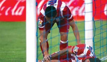 Atlético no falló